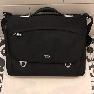 Tumi 6401STE T3 Briefcase Computer Bag Black